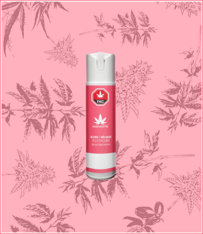 Namaste Blend Cannabis Oil Oral Spray
