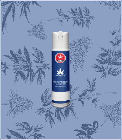 Namaste High THC Cannabis Oil Oral Spray