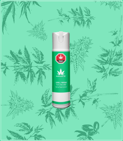 Namaste Level Cannabis Oil Oral Spray