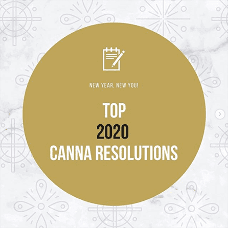2020 Canna Resolutions