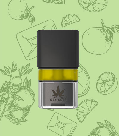 Namaste Citrique - PAX Era Pod - Vape Cartridge