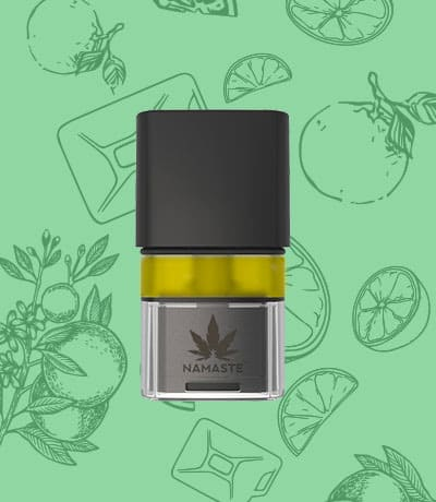 Namaste Ultra Sour - PAX Era Pod - Vape Cartridge